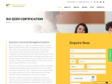 ISO 22301 CERTIFICATION IN ESTONIA | TOPCERTIFIER