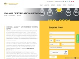 ISO 9001 Certification in Ethiopia