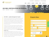 ISO 9001 certification consultancy in France
