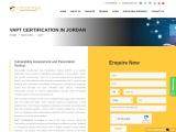 VAPT certification consulting service in Jordan   TopCertifier