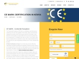 CE MARK Certification Consulting Services in Kenya   TopCertifier