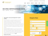 ISO 27001 Certification Consulting Services in Kenya   TopCertifier