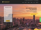 ISO certification consulting service in Lebanon | TopCertifier