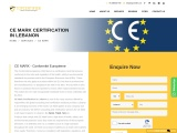 CE Mark certification consulting service in Lebanon | TopCertifier