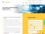 ISO 27001 certification consultancy in Malaysia