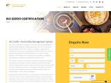 ISO 22000 CERTIFICATION IN RWANDA   TOPCERTIFIER
