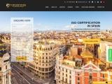ISO certification in region Spain | TopCertifier