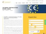 CE MARK Certification Consultancy in Sri lanka