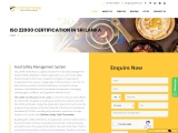 ISO 22000 certification consultancy in Sri lanka