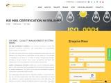 ISO 9001 certification consulting service in Sri Lanka | TopCertifier
