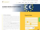 CE Mark Certification in Tunisia