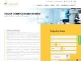HACCP certification consultancy in Tunisia