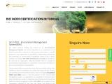 ISO 14001 Certification in Tunisia