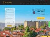 ISO certification in location Turkey | TopCertifier