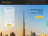 ISO certification consulting service in UAE | TopCertifier