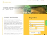 ISO 14001 Certification Consulting Services in Uganda