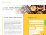 ISO 22000 Certification Consulting Services in Uganda