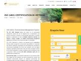 ISO 14001 Certification Consultancy in Vietnam