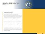 CE MARK CERTIFICATION IN YEMEN | TOPCERTIFIER