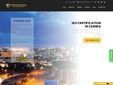 ISO, CE Mark, VAPT & HACCP Certification Company in Zambia