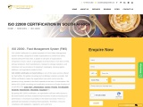 ISO 22000  Certification in South Africa | Free Consultation