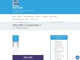 Why British Retail Consortium (BRC) is Important ?