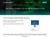 CAD Design Company | 3D CAD Design Services