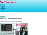 Caribbean Airlines Refund Phone Number