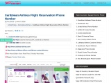 Caribbean Airlines Air Ticket Booking