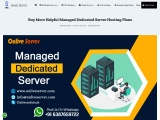 Buy the Most Flexible Managed Dedicated Server through Onlive Server