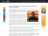 Futures and Commodities Investor Ng You Zhi Welcomes 2021 with Foray into Real Estate