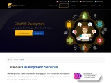 CakePHP Development Services in USA