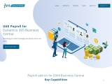 Payroll add-on for Dynamics 365 Business Central in Dubai, UAE