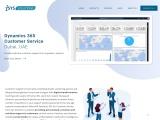 Microsoft Dynamics 365 for Customer Service in Dubai, UAE