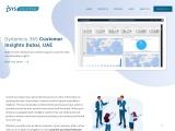 Dynamics 365 Customer Insights Dubai, UAE