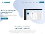 Microsoft Dynamics 365 for Talent Dubai | D365 HR Management UAE