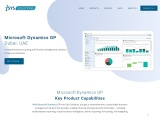 Microsoft Dynamics GP services Dubai   Microsoft GP Solutions UAE