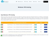 Best Italy Window VPS at very reasonable price