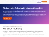 ITIL – What is IT Infrastructure Library ITIL?