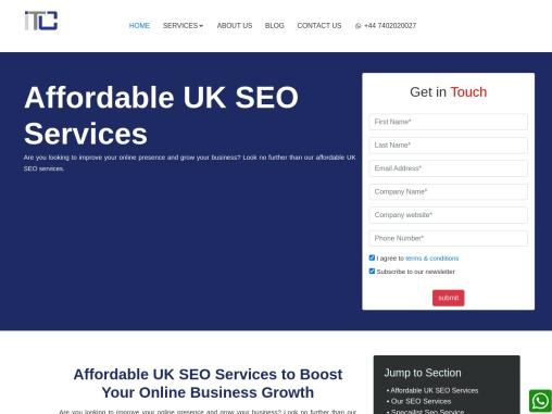 SEO Company in Bristol | Itclas.com