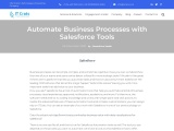 Automate Business Processes with Salesforce Tools