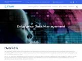 Enterprise Data Management Solutions|MDM, EDM,Master Data Management