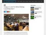 coworking space | Office space, flexible memberships & meeting rooms