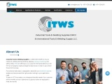 ITWS – Leading Provider in Industrial Tools & Welding Supplies