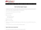 Birth Certificate Agent Gurgaon