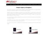 Passport Agent Bangalore Online