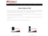 Passport Agent In Delhi  Itzeazy