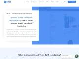 Amazon Search Term Rank Monitoring Services
