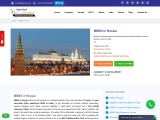 Study MBBS in Russia with Scholarship