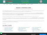 Dentist in Shahdara | JAIN DENTAL CENTRE